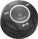 SONY RMX7BT.EUR - Speakerphone - Bluetooth - Noir