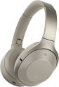 SONY MDR-1000X - Casque - Bluetooth - beige