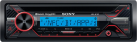 SONY MEX-M71BT - Ricevitore CD per uso nautico - Bluetooth - Nero