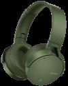 SONY MDR-XB950N1 - Kopfhörer - Extra Bass - Grün