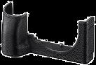 Sony LCS-EBG - Gehäusetasche - Leder - Schwarz
