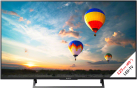 Sony KD-49XE7077S - LCD/LED-TV - 49 (123 cm) - Nero/Argento