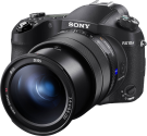 SONY DSC-RX10M4 - Fotocamere compatte - Riprese video 4K Ultra HD - Nero