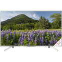 SONY KD-43XF7077 - LCD/LED-TV - 43 - 4K - HDR - 400 Hz - Smart TV - Silber