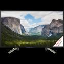 SONY KDL-43WF665 - TV LCD/LED TV - 43 - Full HD - HDR - 400 Hz - Noir/Argent