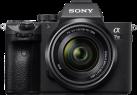 SONY Alpha 7 III + FE 28-70 mm F3.5-5.6 OSS - Spiegellose Systemkamera (DSLM) - Vollformat - 24.2 MP - Wi-Fi - Schwarz