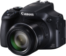 Canon PowerShot SX60 HS - Digitalkamera - 16.1 MP - Schwarz
