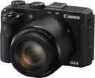 Canon PowerShot G3 X - Digitalkamera - 20.2 MP - Schwarz