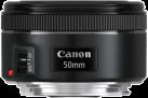 Canon EF, 50 mm, f/1.8 STM