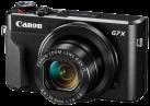 CANON PowerShot G7 X Mark II - Kompaktkamera - Hohe Lichtstärke - Schwarz