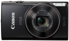CANON IXUS 285 HS - Camera compatta - 20.2 MP - nero