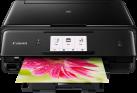 Pixma TS8050 - Multifunktionsdrucker - Dualer Papiereinzug - Schwarz