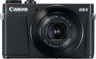 Canon PowerShot G9 X Mark II - Kompaktkamera - 20.1MP - Schwarz