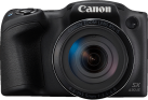 Canon PowerShot SX430 IS - Bridge-Kamera - 20 MP - Schwarz