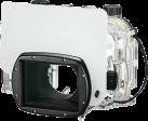 Canon WP-DC56 - Unterwassergehäuse - Für Powershot G1X Mark III - Transparent