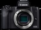Canon EOS M50 - Spiegellose Systemkamera (DSLM) - 24.1 Megapixel - Schwarz