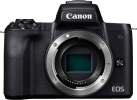 Canon EOS M50 - Fotocamera mirrorless (DSLM) - 24.1 Megapixel - Nero