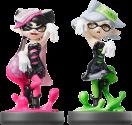 Nintendo amiibo Splatoon (Aioli+Limone Pack)