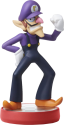 Nintendo amiibo Waluigi - Super Mario Collection - bleu