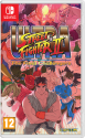 Ultra Street Fighter II: The Final Challengers, Switch