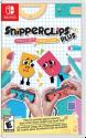 Snipperclips Plus – Zusammen schneidet man am besten ab!, Switch [Versione tedesca]
