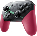 Nintendo Switch Pro Controller - Xenoblade Chronicles 2 Edition - Schwarz/Rot
