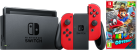 Nintendo Switch + Super Mario Odyssey (DLC) - Rot