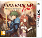 Fire Emblem Echoes-Shadows of Valentia, 3DS