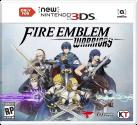 Fire Emblem - Warriors, New 3DS