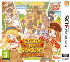 Story of Seasons: Trio of Towns, 3DS, Version française [Französische Version]