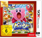 Nintendo Selects - Kirby: Triple Deluxe, 3DS [Versione tedesca]