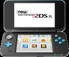 New Nintendo 2DS XL - Nero/Turchise - Tedesco/Francese