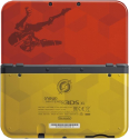 New Nintendo 3DS XL Samus Edition - Orange/Gelb - Deutsch / Französisch