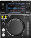 Pioneer XDJ-700 - Digitalplayer - 115 dB - 14.4 W - Schwarz