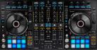 Pioneer DDJ-RX - 4-Kanal Controller - Für rekordbox dj mit Performance-Pads - Plug and Play - Schwarz