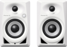 Pioneer DM-40 - Diffusore monitor attivo compatto - 4 - Bianco