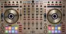 Pioneer DDJ-SX2-N - 4-Kanal Serato DJ-Controller - mit Performance-Pads - Gold