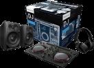 Pioneer DJ-Starter-Pack - Komplettes setup - Für DJ-Einsteiger - Schwarz