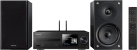 Pioneer X-HM76D - Netzwerk-Micro-System - 2 x 50 W - Schwarz
