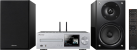 Pioneer X-HM86D - Netzwerk-Micro-System - 2x 65 W - Silber