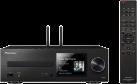 Pioneer XC-HM86D - Netzwerk-CD-Receiver - Mit 65 Watt Class-D-Endstufen - Schwarz