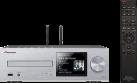 Pioneer XC-HM86D - Netzwerk-CD-Receiver - Mit 65 Watt Class-D-Endstufen - Silber
