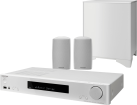 ONKYO LS-5200 - 2.1-Kanal-Heimkinosystem - Wi-Fi - Weiss