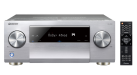 Pioneer SC-LX501 - Ricevitore multicanale da 7.2 con amplificatori di classe D - Upscaling/Pass Through UltraHD 4K - argento