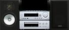 ONKYO CS-N1075 - Chaîne Hi-Fi - DAB+ - Argent
