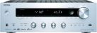 ONKYO TX-8250 - Netzwerk-Stereo-Receiver - 135 W/Kanal - Silber