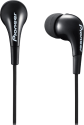 Pioneer Kopfhörer In Ear - Frequency Response: 20-20.000 Hz - Nero