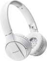 Pioneer SE-MJ553BT - On-ear Kopfhörer - Bluetooth - Weiss