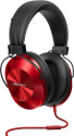Pioneer SE-MS5T - Casque Over-Ear - Hi-Res - rouge