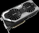Palit GeForce GTX 1080 Super JetStream - Grafikkarte - 8 GB GDDR5X - Schwarz/Silber